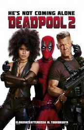 Ver Película Deadpool 2 HD (2018)