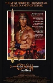 Conan, el destructor - 4k
