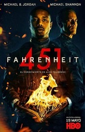 Ver Película Fahrenheit 451 (2018)