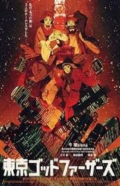 Ver Película Tokyo Godfathers (2003)