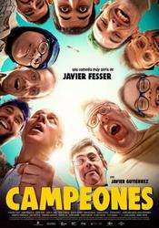 Ver Película Campeones (2018)