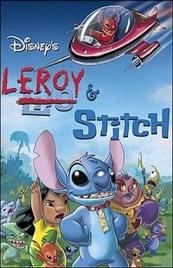 Leroy y Stitch. La Película