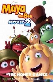 Ver Película La abeja Maya: Los juegos de la miel (2017)
