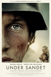 Ver Película Land of Mine (Bajo la arena) (2015)