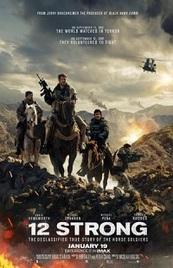 Ver Película 12 valientes (2018)