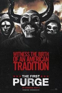 La primera purga: La noche de las bestias HD-Rip