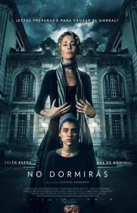 Ver Película No dormirás (2018)