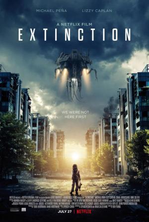 Ver Película Extincion (2018)