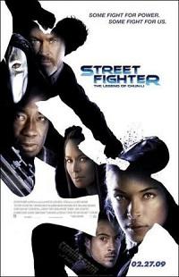 Ver Pelicula Street Fighter: La leyenda (2009)
