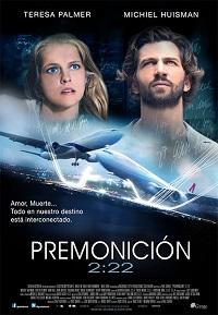 Ver Película 2:22 Premonición (2017)