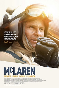 La inspiradora historia de Bruce McLaren