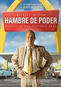 Ver Película Hambre de poder (2016)