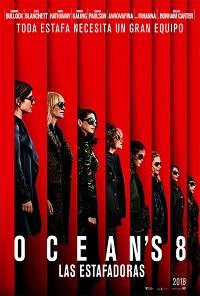 Ver Película Ocean's 8: Las estafadoras (2018)