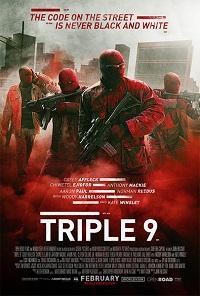 Triple 9 HD-Rip - 4k
