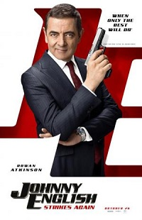 Ver Película Johnny English 3.0 HD-Rip - 4k (2018)