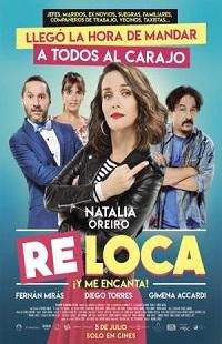 Ver Película Re loca (2018)