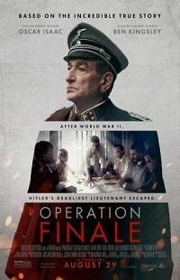 Ver Película Operación final (2018)