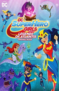 DC Super Hero Girls: Leyendas de la Atlántida