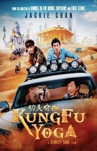 Ver Película Kung Fu Yoga (2017)