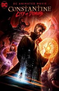 Constantino: Ciudad de los demonios - La película
