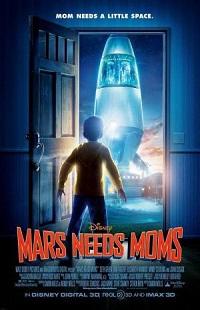 Ver Película Marte necesita mamás (2011)