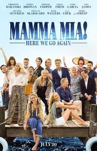 Ver Película Mamma Mía! Vamos otra vez (2018)