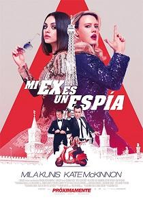 Ver Película Mi ex es un espía (2018)