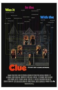 Ver Película El juego de la sospecha (Cluedo) (1985)