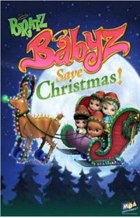 Ver Película Bratz Babys: Salvan la Navidad (2008)