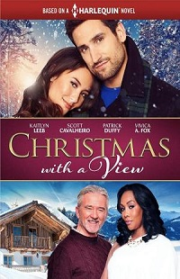 Ver Película Christmas With a View (2018)