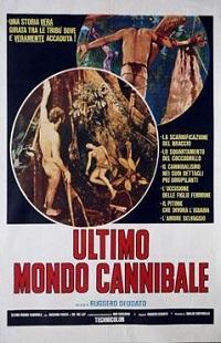 Ver Película Mundo caníbal (1977)
