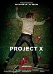Ver Película Proyecto X (2012)