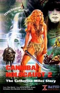 Ver Película Holocausto caníbal 2: La historia de Catherine Miles (1985)