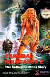 Holocausto caníbal 2: La historia de Catherine Miles