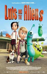 Ver Película Luis y los marcianos (2018)