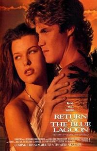 Ver Película El regreso a la laguna azul (1991)