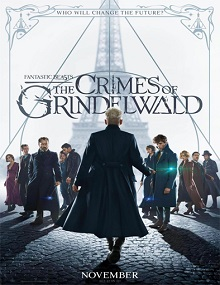 Ver Película Animales fantásticos: Los crímenes de Grindelwald (2018)