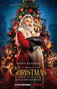 Ver Película Las crónicas de Navidad (2018)