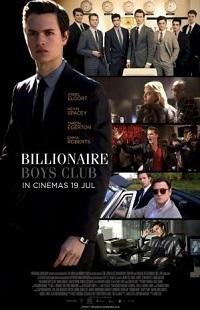 Ver Película El club de los jóvenes multimillonarios (2018)