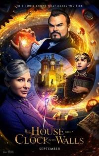 Ver Película La casa con un reloj en sus paredes (2018)