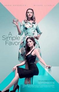 Ver Película Un pequeño favor (2018)