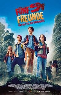 Ver Película Los cinco y el valle de los dinosaurios (2018)
