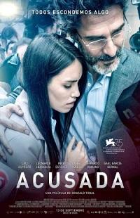 Ver Película Acusada HD (2018)