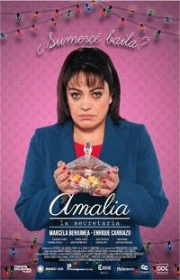 Ver Película Amalia, la secretaria (2017)