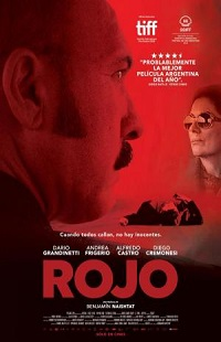 Ver Película Rojo (2018)