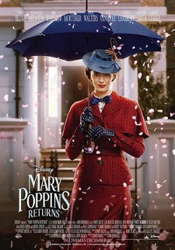 El regreso de Mary Poppins Full HD