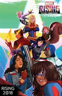 Ver Película Marvel Rising: Secret Warriors (2018)