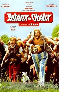Astérix y Obélix contra el César