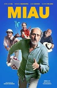 Ver Película Miau (Róbale a la vida) (2018)