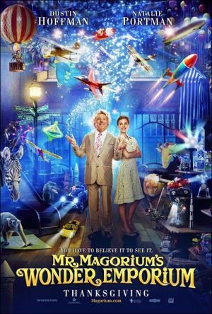 Ver Película El mundo mágico de Magorium (2007)